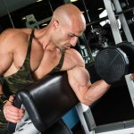 How to build bigger bicep peaks
