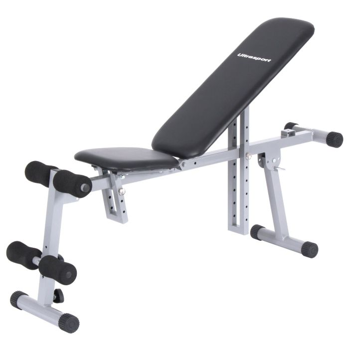 Ultrasport Adjustable Weight Bench Review
