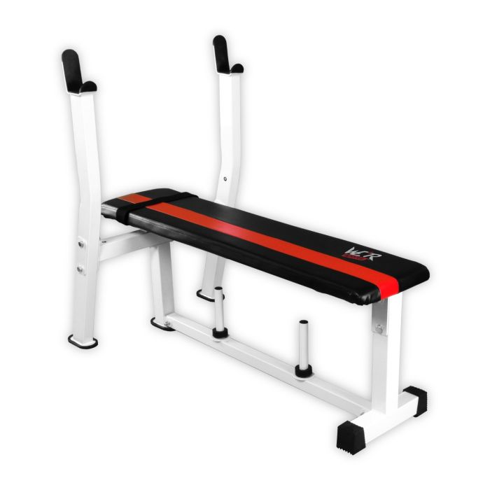 We R Sports Flat Weight Bench Review