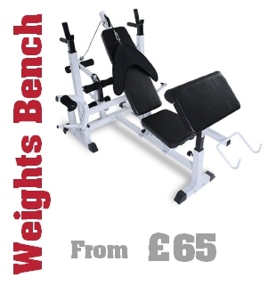 Great deals on top of the range multi gyms