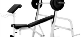 Klarfit FIT-KS03 Home Weight Bench