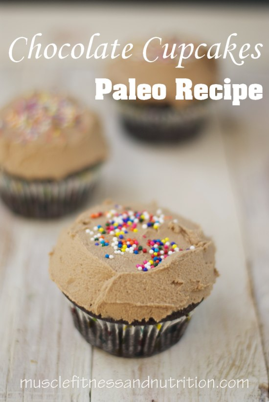 Paleo Chocolate Cupcakes Recipe