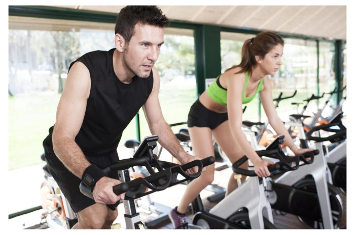 Treadmills and elliptical trainers burn more calories than cycling, but it's the exercise you most enjoy that matters