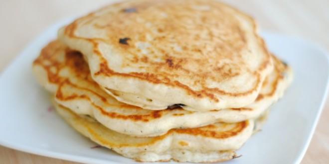 Coconut Flour Pancakes Paleo Recipe