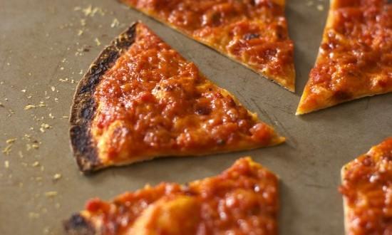Paleo Pizza Flatbread Recipe