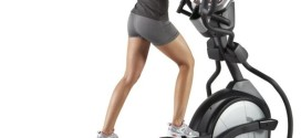 Sole Fitness E98 Incline Elliptical Trainer