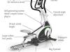 tunturigocrossf70ellipticalcrosstrainer-2