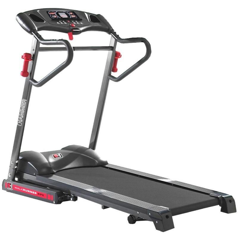 Hammer Walkrunner RPE Folding Treadmill
