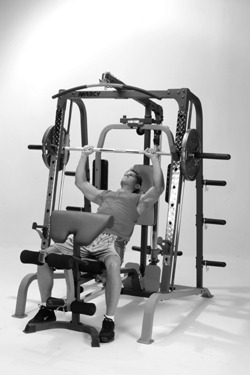 Marcy SM4000 Deluxe Smith Machine Review