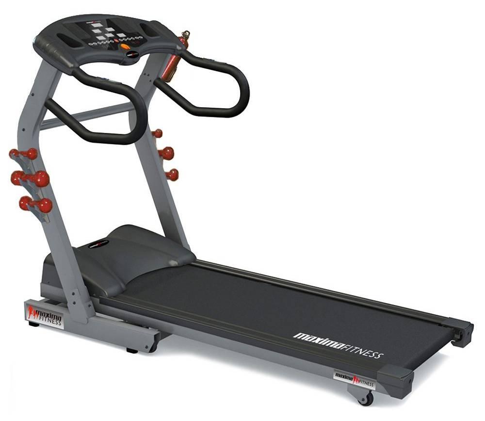 Maxima Fitness MF-2000 ProFX Folding Treadmill