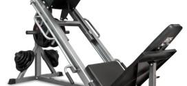Bodymax CF800 Leg Press Hack Squat Machine