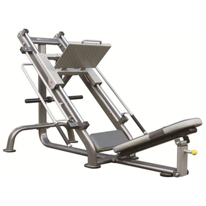 Bodymax Zenith Olympic Plate Load 45 Degree Leg Press Machine