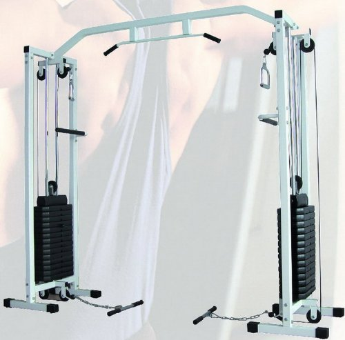 Cable Cross Over Machine W/150kg Weight