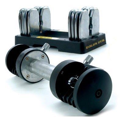 Golds Gym Transformer Dumbbell 20kg Review