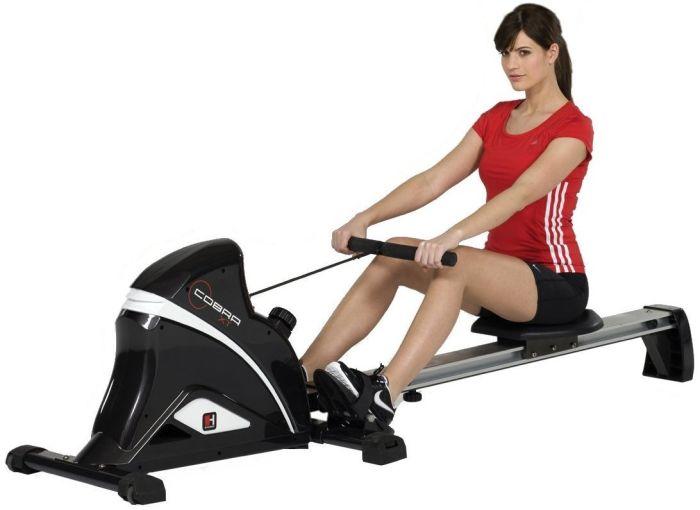 Hammer Cobra XT Rowing Machine