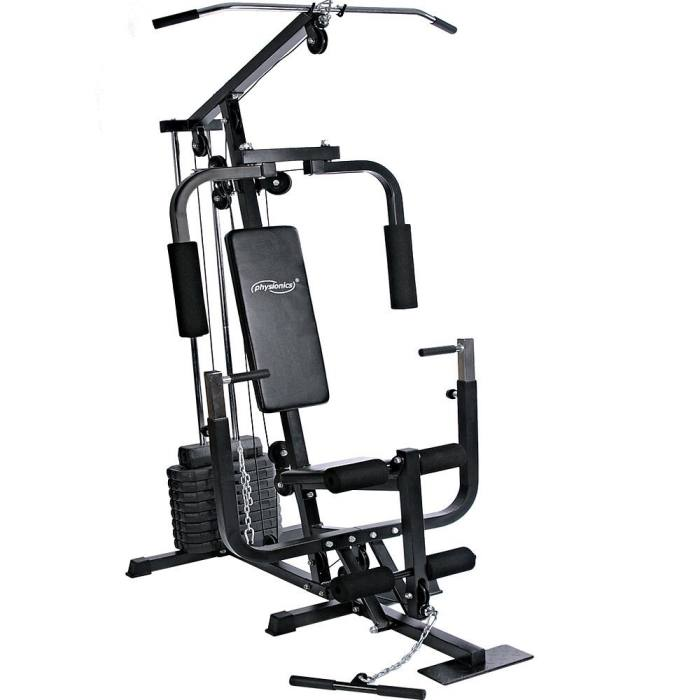 Physionics FNST01 Home Gym 40kg Weight Stack