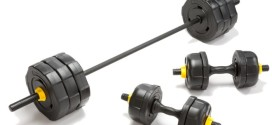 Pure Fitness And Sports 50kg Weight Set