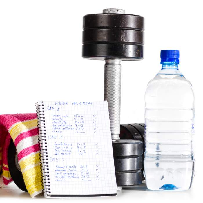 Workout planning to improve your progress