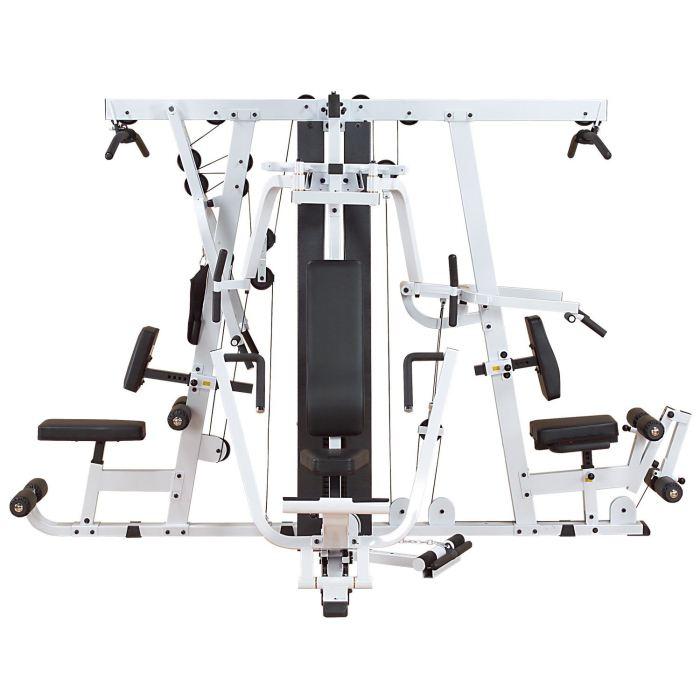GEXM4000 Commercial Multi Gym (GREY) Review
