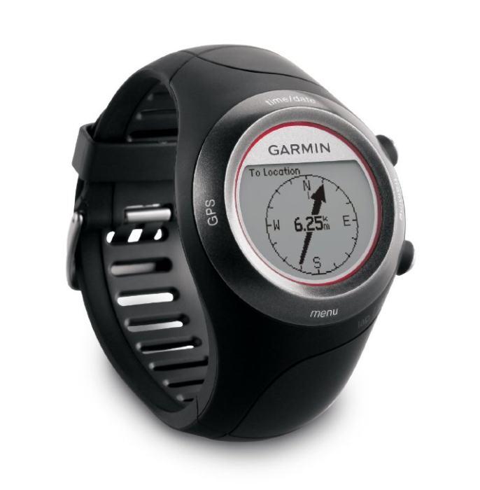 Garmin Forerunner 410 GPS Sports Watch Review