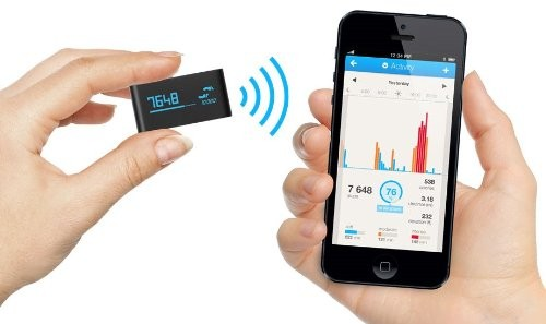 Withings Pulse Wireless Activity and Heart Rate Tracker