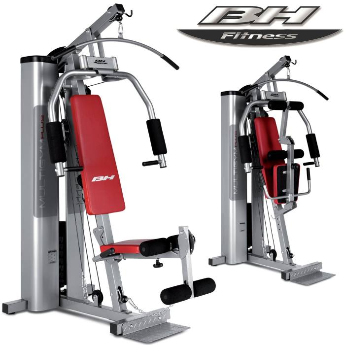 BH Fitness Multi Gym Plus Titanium Review