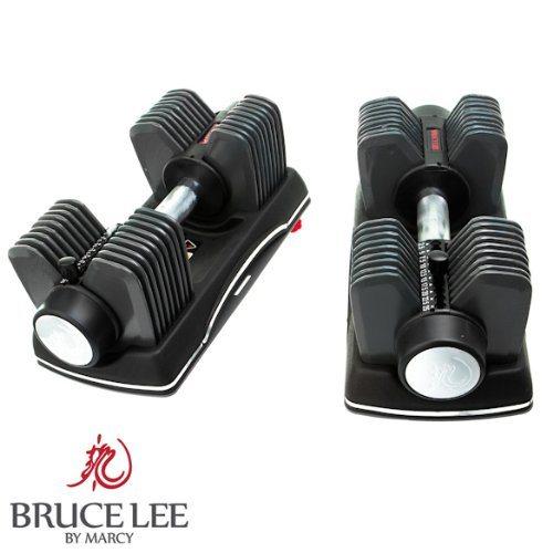 Marcy Bruce Lee Dragon Adjustable Dumbbells