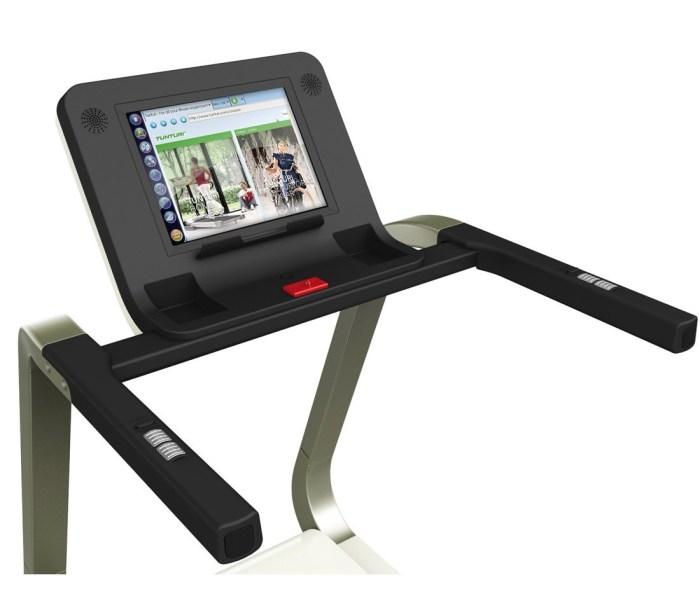 Tunturi Pure Run 10.0 Motorised Treadmill