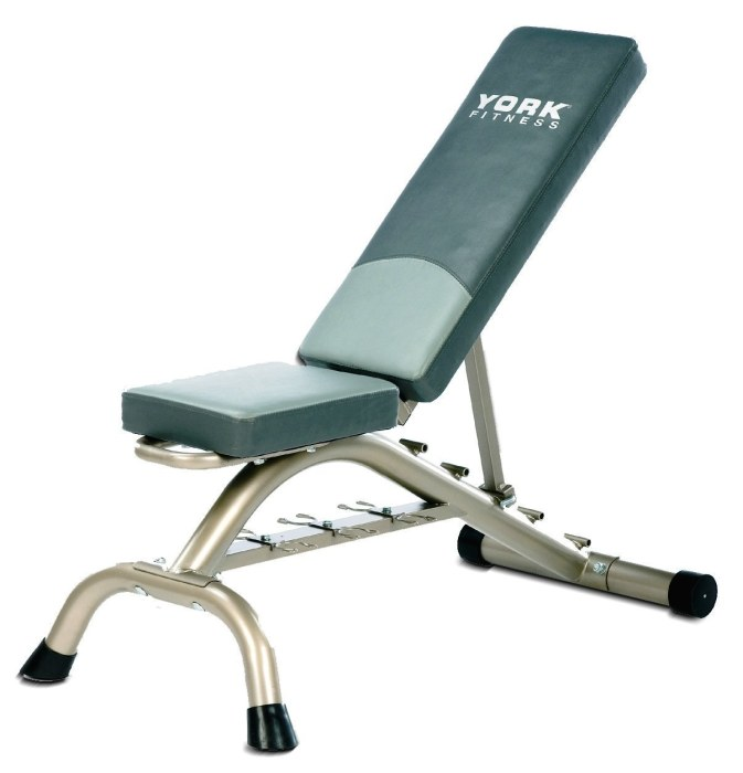 York Fitness Bench Review