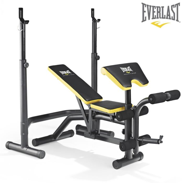 Everlast EV-340 Weight Bench Review