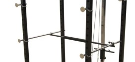 Gym Master Heavy Duty Power Rack Workout Cage