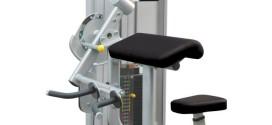Bodymax Pro II Biceps and Triceps Machine