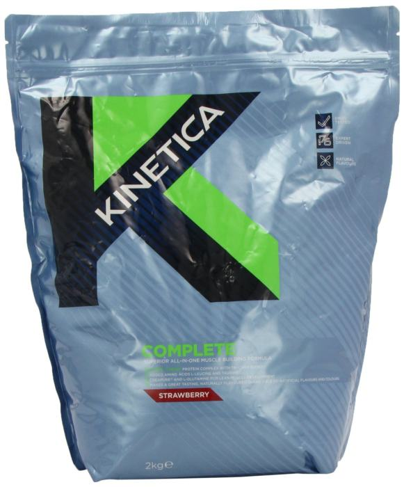 Kinetica Complete 2kg Protein Powder