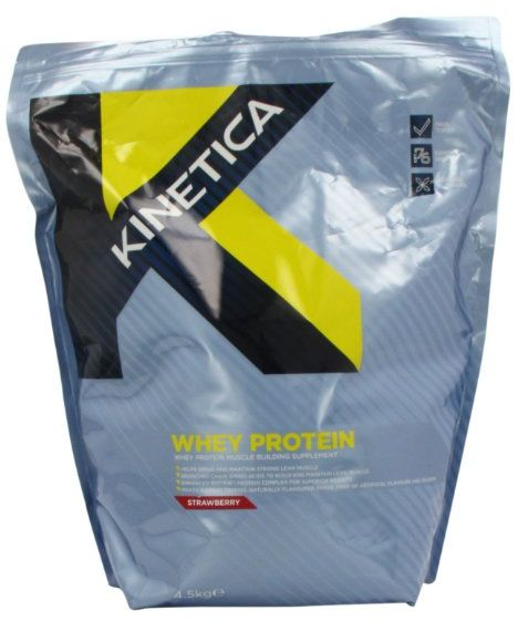Kinetica Whey Protein Powder 4.5Kg