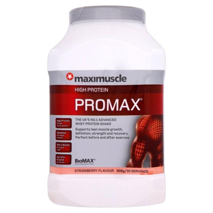 Maximuscle Promax 908g Whey Protein Powder