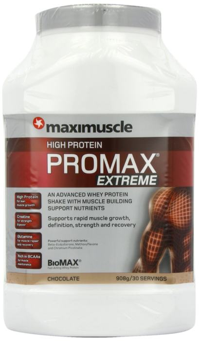 Maximuscle Promax Extreme 908g