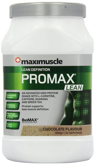 Maximuscle Promax Lean 600g