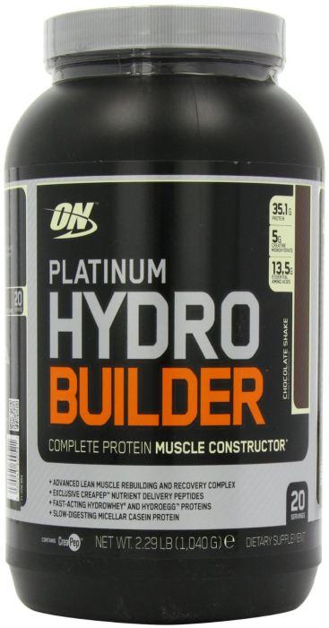 Optimum Nutrition Platinum Hydro Builder 1040g