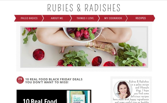 Rubies and Radishes