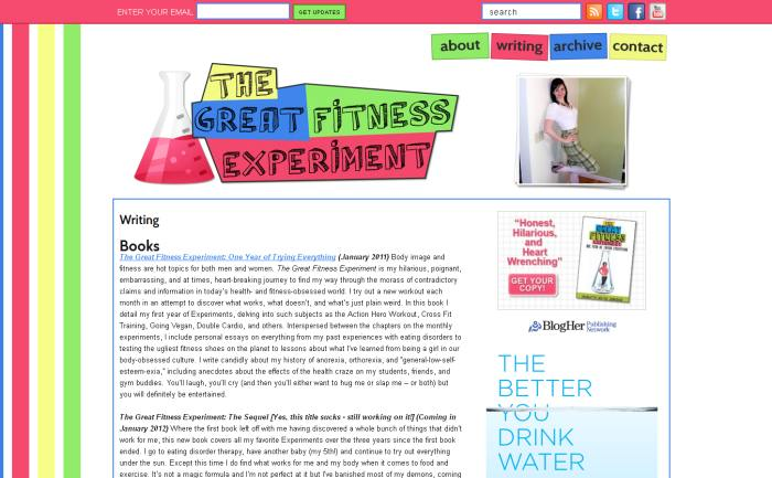 The Great Fitness Experiment