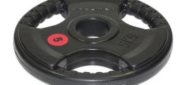 5kg Bodymax Olympic Rubber Radial Weight Plates