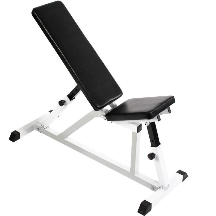 Physionics HNTLB08 Weight Bench Review