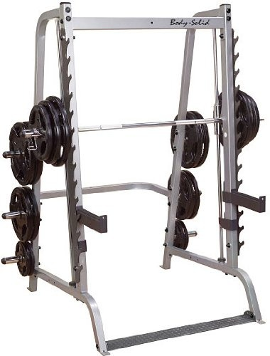 Series 7 Linear Bearing Smith Machine Review