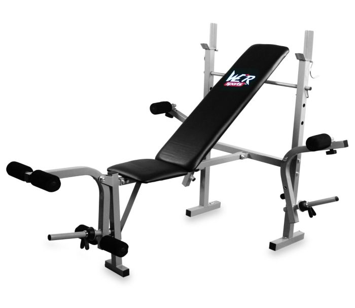 We R Sports Folding Weight Bench Review