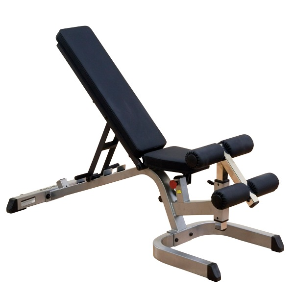 Body Solid GFID71 Workout Bench Review