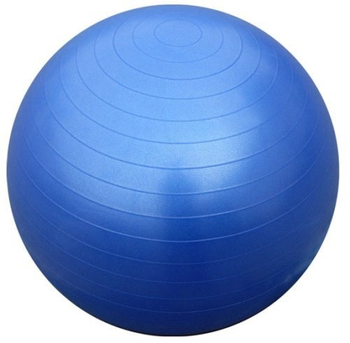 Gym Ball / Exercise Ball (65cm) With Dual Action Hand Pump