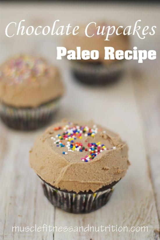 Paleo Chocolate Cupcakes Recipe
