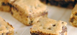 Paleo Chocolate Chip Cookie Bars Recipe