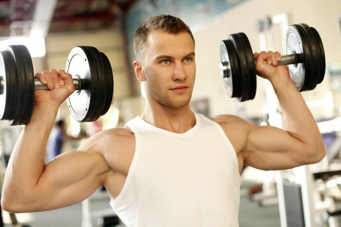 Top 5 Dumbbell Exercises For Upper Body Workouts