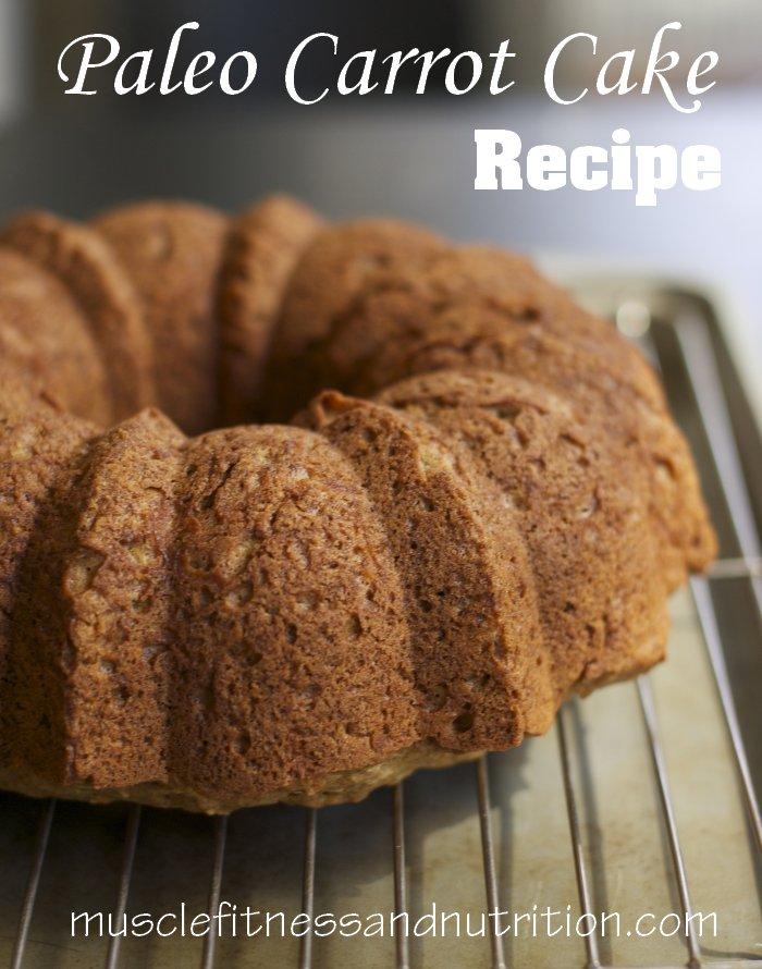 How to Make Paleo Carrot Cake